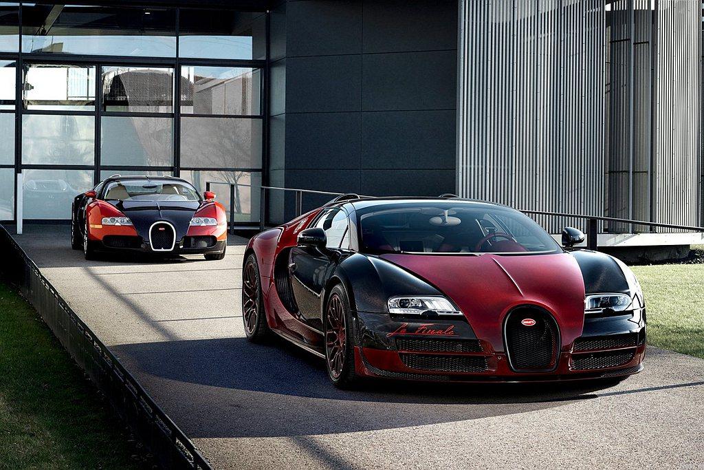 Bugatti Veyron產品末期時銷售緩慢,甚至不斷推出特仕車刺激買氣,最終...