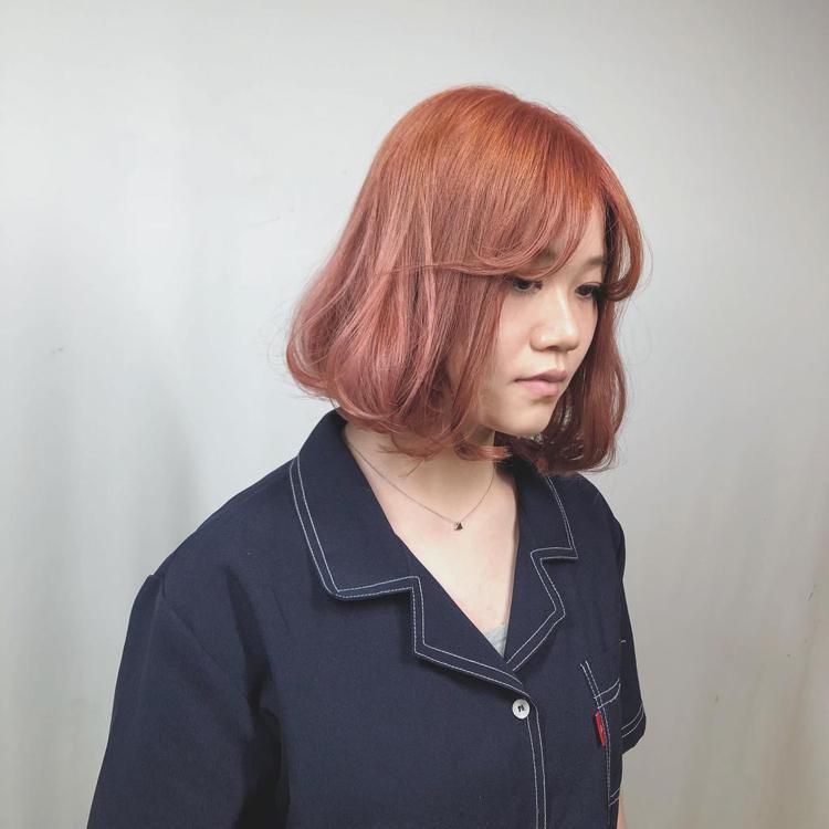 髮型創作/ Ink Hair Salon 旗艦店 / Iven陳映臻,圖/Sty...