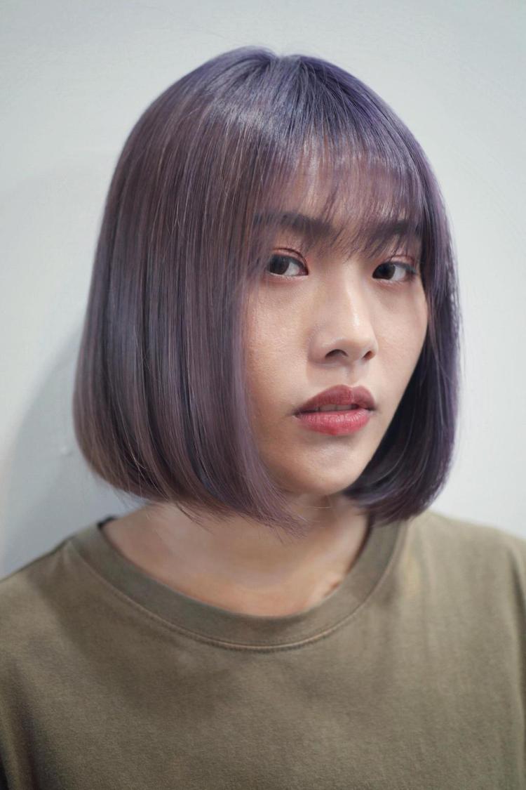 髮型創作/ 良人髮廊 / Ben Lin,圖/StyleMap美配提供