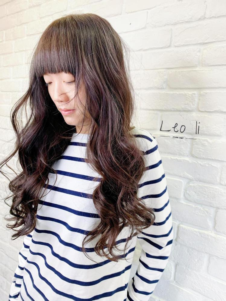 髮型創作/日涵 FA Hair Salon 捦泉店 / Leo Li,圖/Sty...
