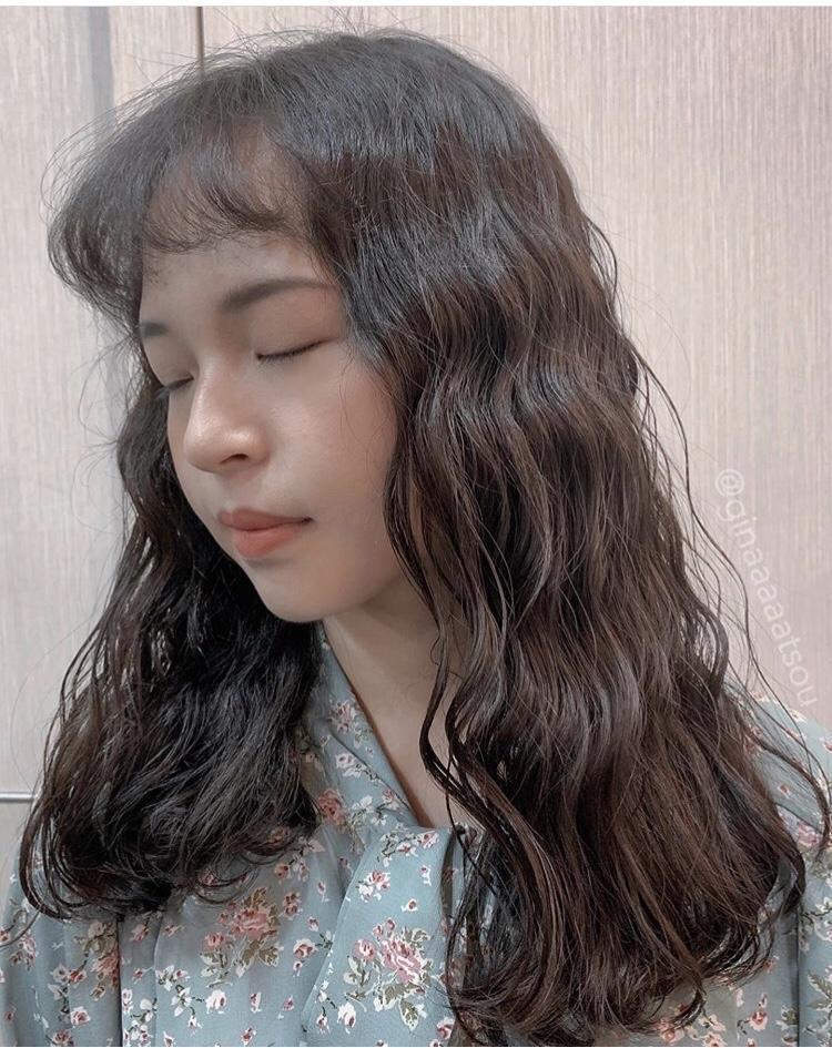 髮型創作/ 尚洋髮藝館前店 / KiNa,圖/StyleMap美配提供
