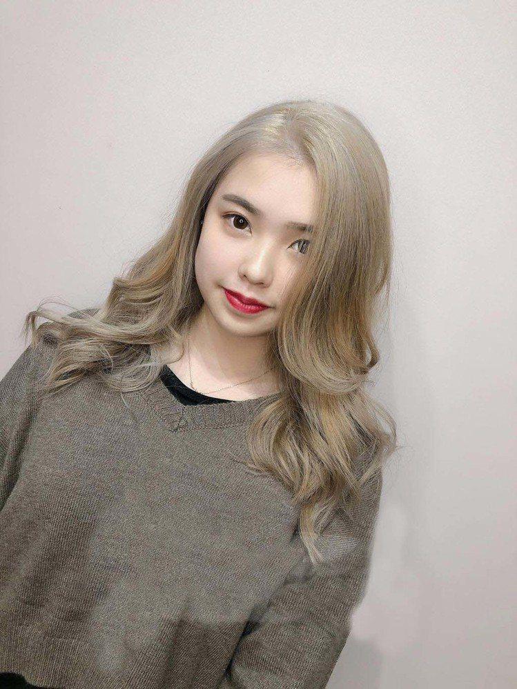 髮型創作/ 加慕秀Hair salon宜蘭店 / Ni Na,圖/StyleMa...
