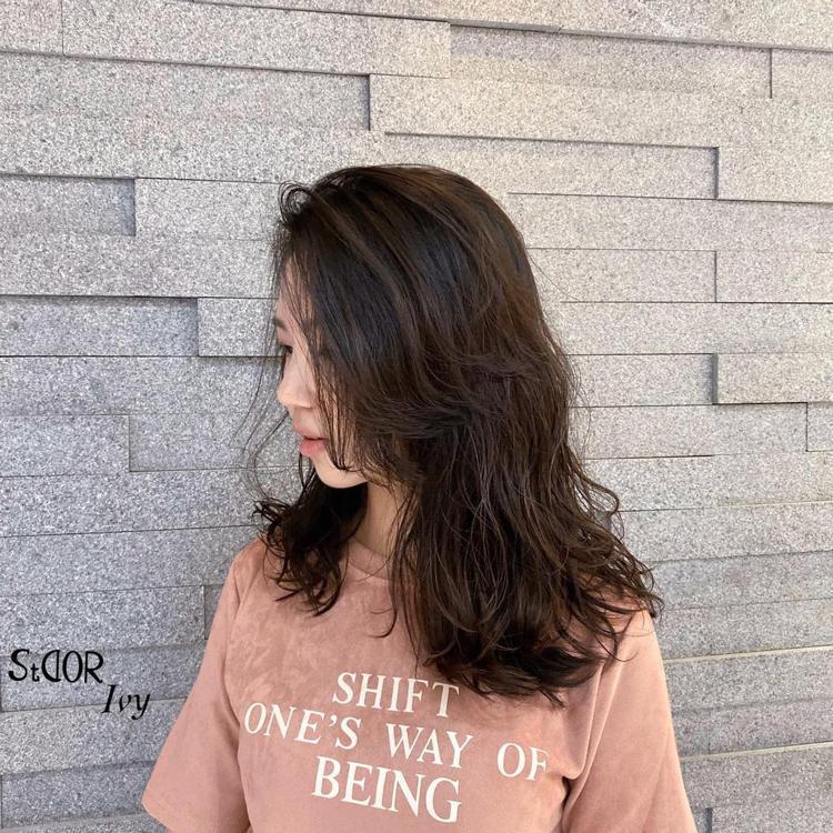 髮型創作/ STDOR Hair / StDOR Ivy,圖/StyleMap美...
