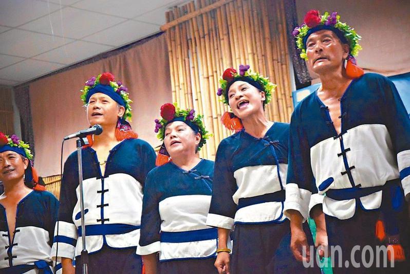 小林村民獨立製作的「莫拉克十周年─回家跳舞音樂會」,原訂明天登場,因應疫情延至今年九月廿日。記者王昭月/攝影