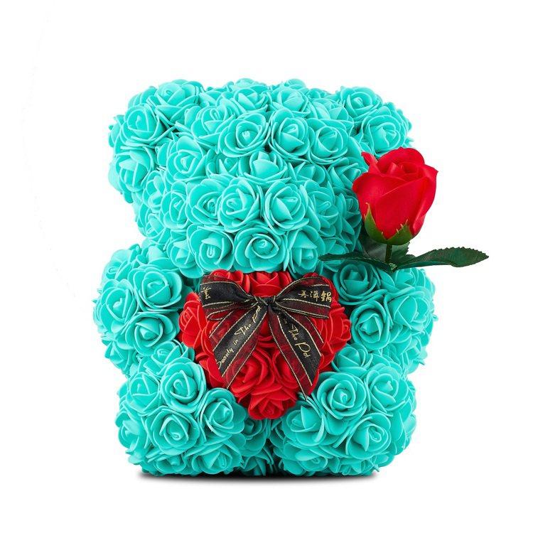 美滋鍋於2月推出情人慶生方案,消費可獲得情人節小熊。圖/美滋鍋提供