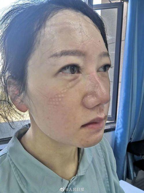 劉麗現在的樣貌,網友看了直呼捨不得。(取材自人民日報)