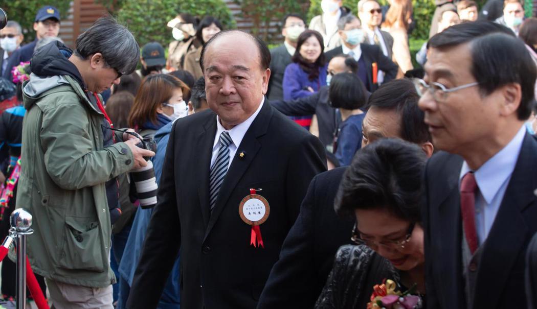 立法院第10屆立法委員立委吳斯懷(中)。記者季相儒/攝影