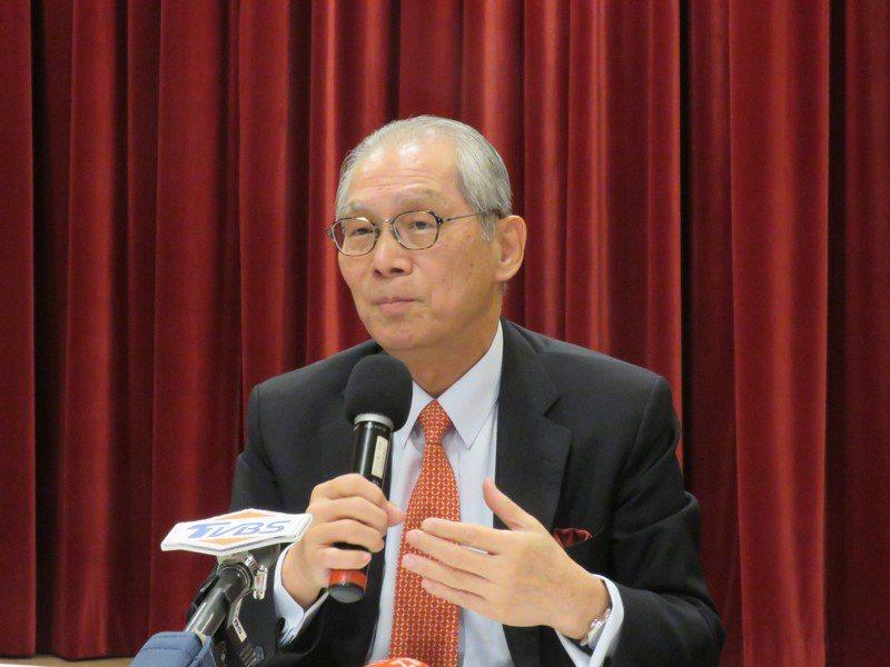 高碩泰認為,愈來愈多人相信WHO及部分國際組織屈服於中國政治影響力。。華盛頓記者張加/攝影