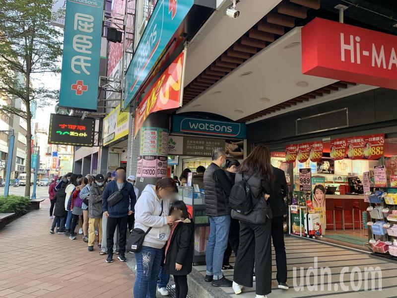 屈臣氏是清朝最早出現的連鎖店家。記者魏翊庭/攝影