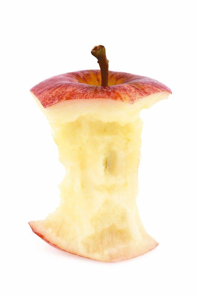 蘋果核含有益菌種