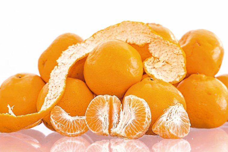柑橘皮類黃酮比果肉多