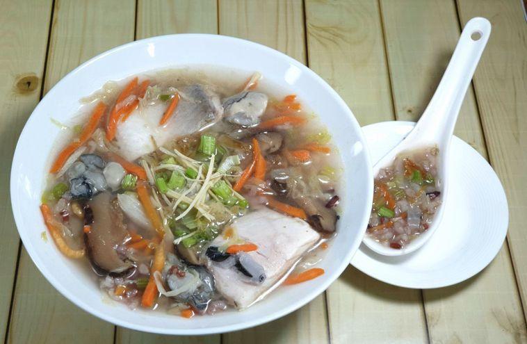 雞蛋豆腐&南瓜芹菜濃湯