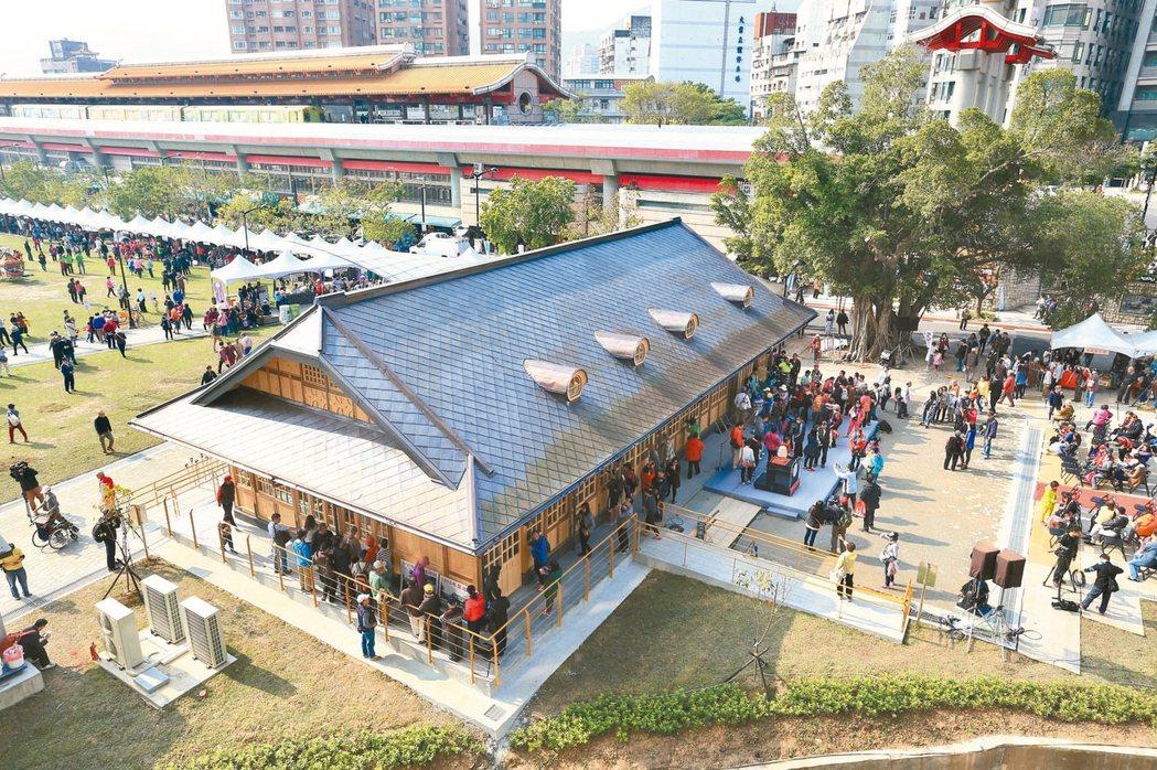近二年雙北市境內的捷運站周邊交易量前五名,台北市以中山國小站、新北投站與內湖站等...