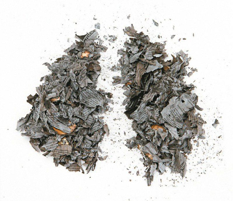 小細胞肺癌患者相對少見,老化、抽菸和空氣汙染是最大的危險因子。 圖/聯合報系資料照片