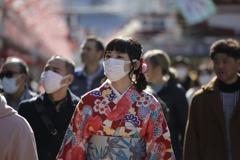 武漢肺炎/中傷中國人謠言瘋傳 日政府籲冷靜面對疫情
