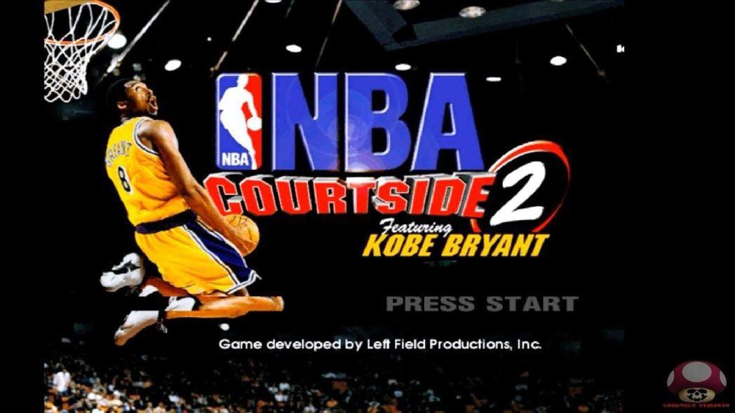 《NBA Courtside 2: Featuring Kobe Bryant》...