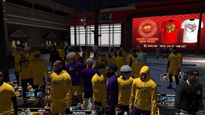 《NBA2K》社群亦發起悼念,除了穿上Kobe的球衣,亦封信希望《NBA 2K2...