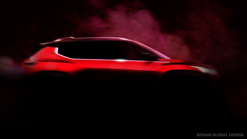Nissan將推出印度市場專屬的小型跨界休旅。 摘自Nissan