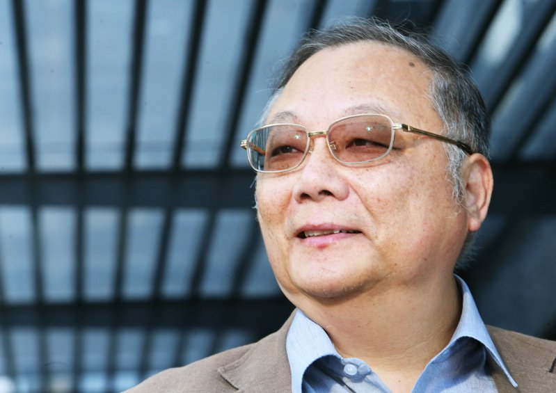 中華大學講座教授杜紫宸。 聯合報系資料照片/記者陳正興攝影