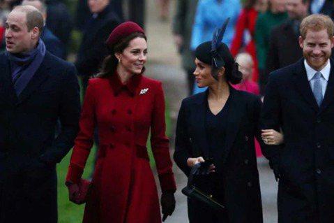 英國兩位王子之妻凱特、梅根,各有不同的氣質與丰采,人前也相安無事,不免讓很多皇室迷期待兩人私下真的是感情親密的好妯娌,可惜似乎不像大家預期。但做不成朋友,不一定要是敵人,好事的英國媒體就是要興風作浪...