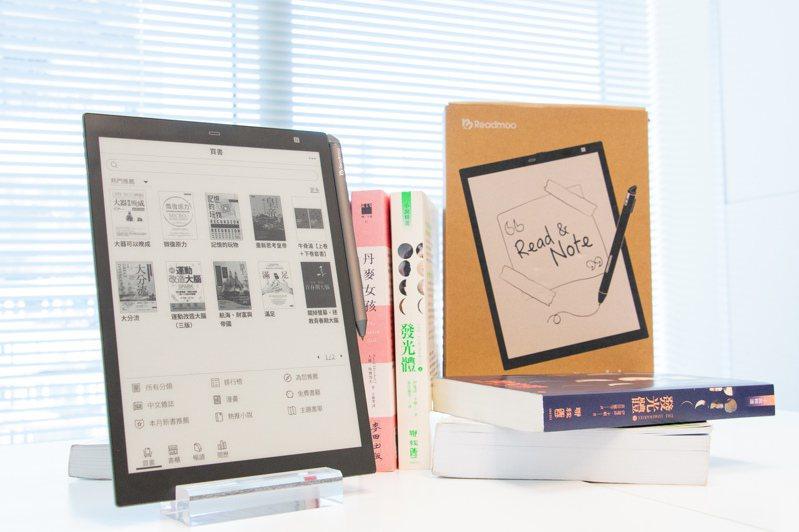 Readmoo讀墨電子書推出線上國際書展,即日起至2月9日止,電子書全站滿三本7.5折。圖/三創生活園區提供