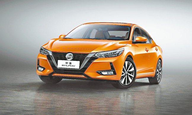 中國大陸市場的Nissan Sylphy就是台灣的Nissan Sentra,未...