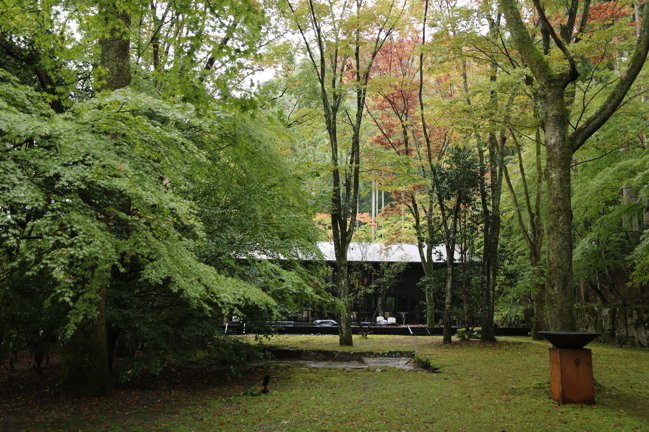 安縵京都在整個Amanresorts集團裡,可算相對較特殊少數的一支。 圖/葉怡...