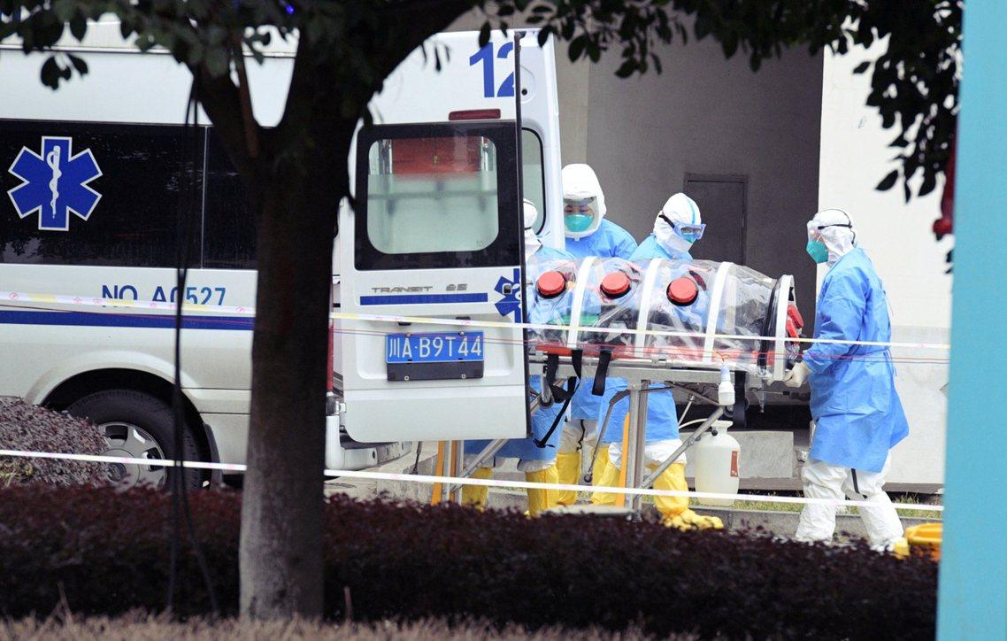 武漢新型冠狀病毒疫情,3日再度創下病例紀錄——截至周一中午為止,中國境內已知36...