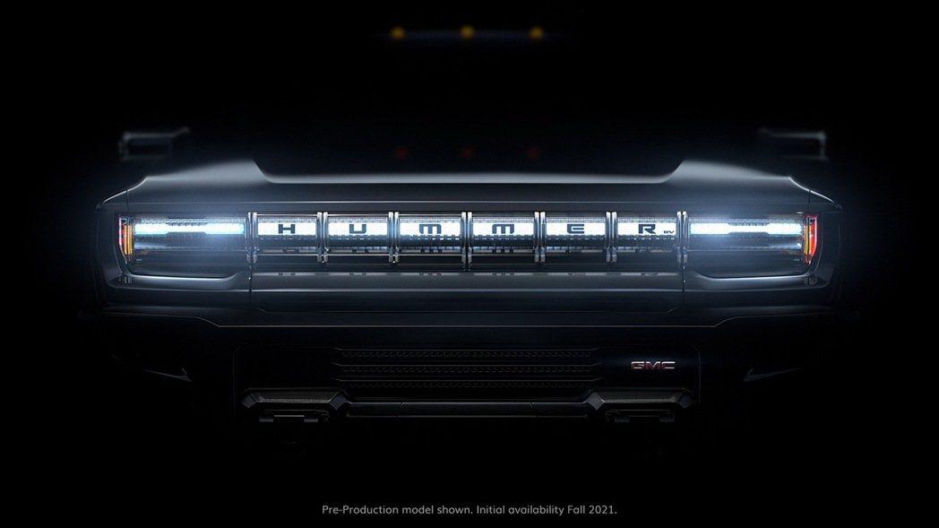 消失車壇近10年的Hummer,將以「GMC Hummer EV」電動車身份回歸...