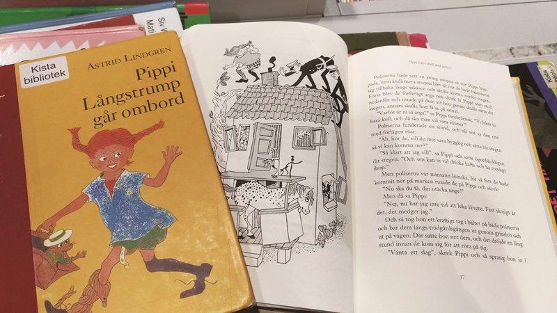 家喻戶曉的瑞典童話故事《長襪皮皮》,主角不是傳統公主形象,而是力大無窮、好開玩笑、喜歡冒險的小女孩。
