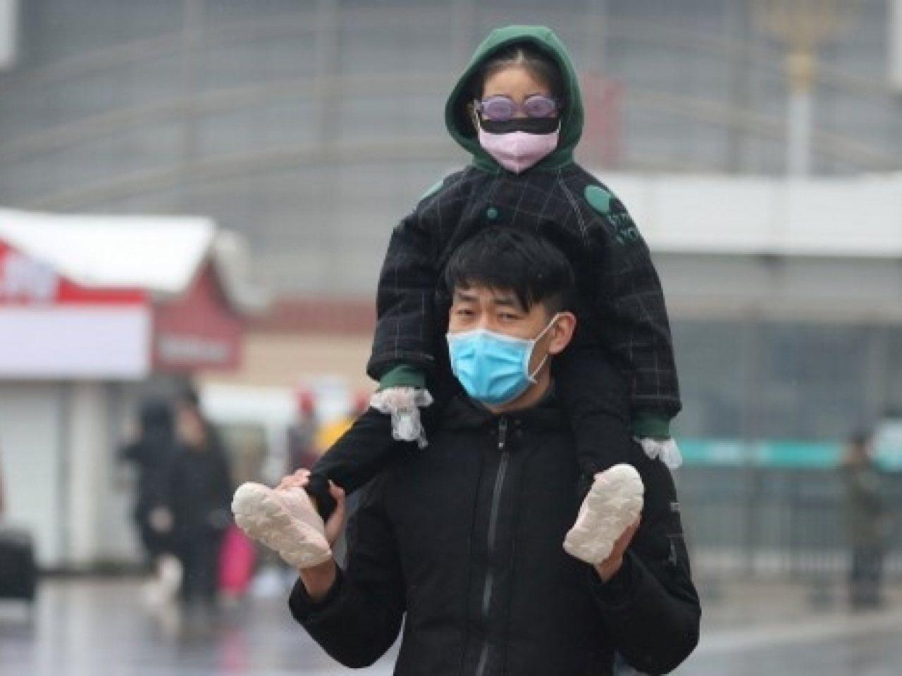 大陸武漢肺炎目前增至361人死亡,超過2003年SARS疫情的死亡人數。(法新社...