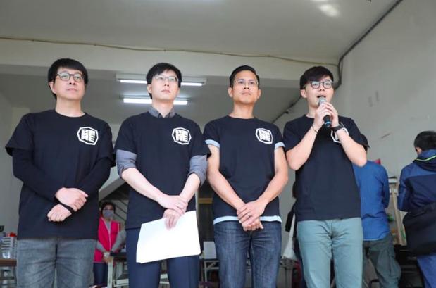 公民團體發起罷免高雄市長韓國瑜行動,目前第二階段連署已突破十萬份。台灣基進今天在臉書提到,感謝包括鄭東元在內的所有韓粉。圖/擷取自台灣基進臉書