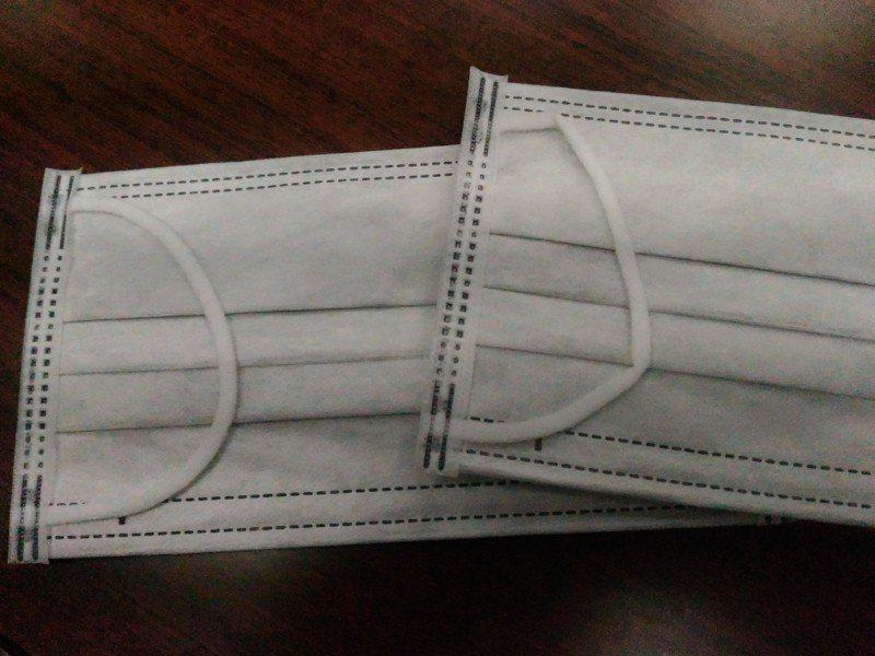 有人報料台南市南區一間藥局一盒50入口罩賣到1500元,疑大發災難財,警方調查後並沒有哄抬物價情形。圖/本報資料照片