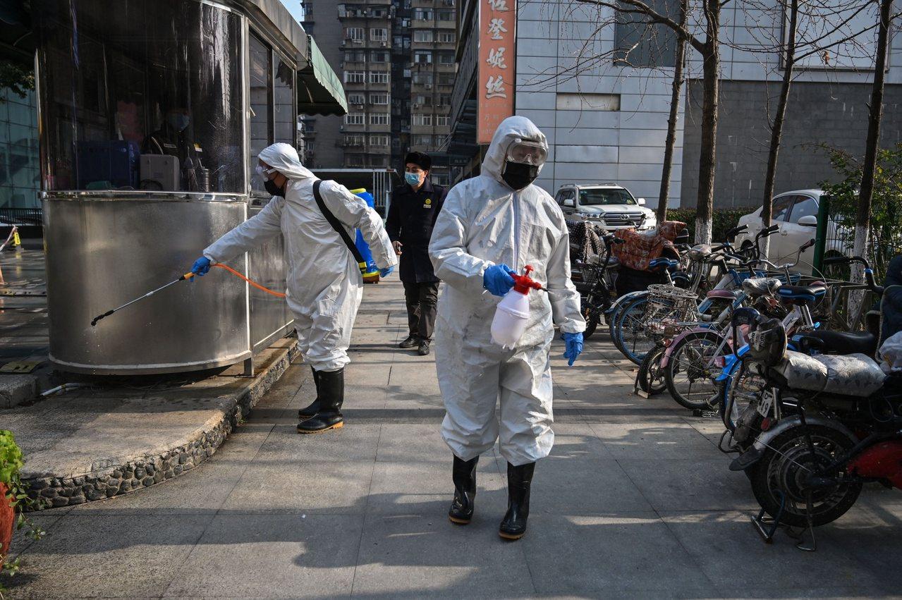 新型冠狀病毒的爆發中心武漢,是大陸的製造業重鎮。 彭博資訊