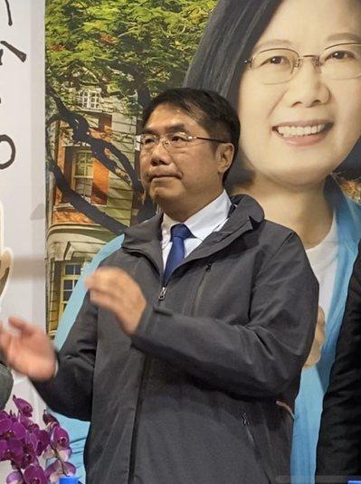 台南市長黃偉哲今天宣布台南市成立武漢肺炎因應小組。圖/本報資料照片