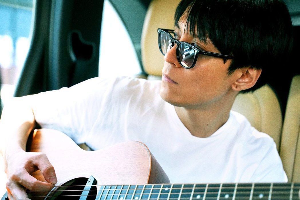 澀谷昴現在已經是單獨創作歌手。圖/好玩國際文化提供