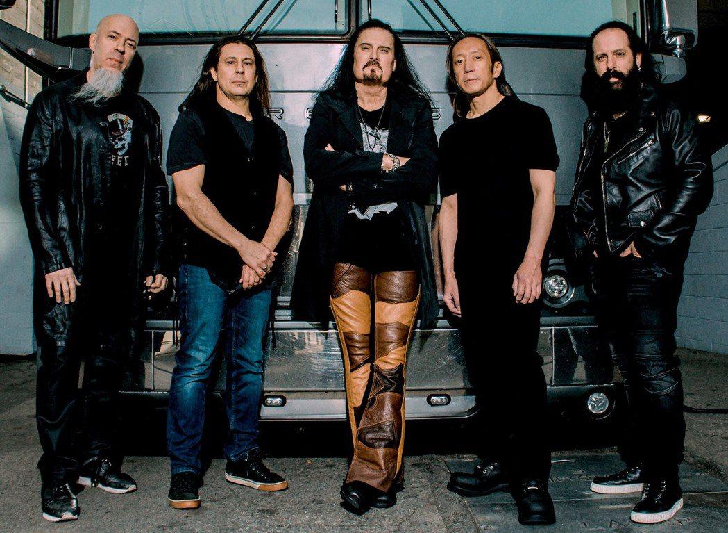 Dream Theater。圖/MyMusicTaste 提供