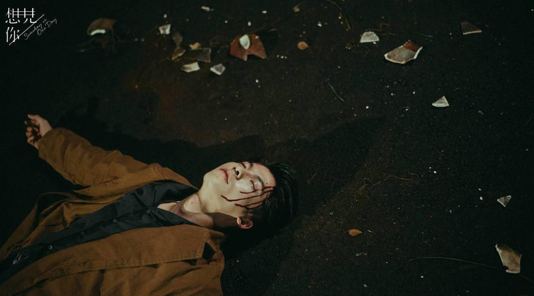 許光漢在「想見你」中4度身亡,堪稱「最慘男主角」。圖/衛視中文台提供