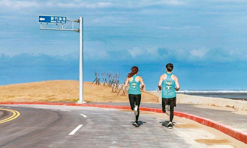 新竹市政府宣布,原訂2月23日舉辦2020新竹市城市馬拉松將停止辦理。 圖/新竹市府提供