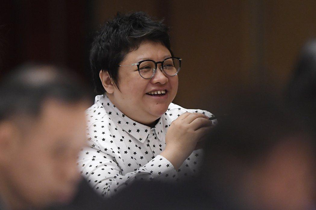 大陸歌手韓紅在訪談節目中,不點名批評湖北和武漢紅十字會。 (中新社)