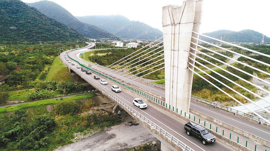 公路總局評估在蘇花改要訂出最低速限,避免只要有幾輛車速度放慢,就造成車潮壅塞。 ...