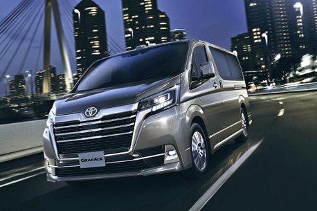 Toyota也要進軍露營車市場?GrandAce露營車初亮相,預計5月開賣