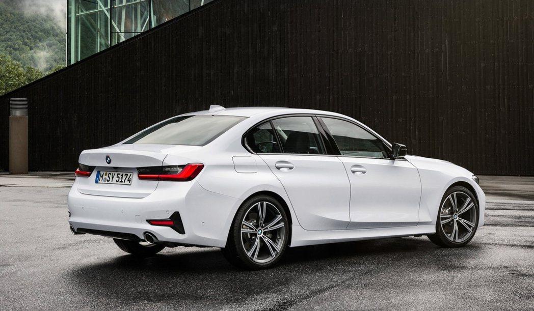 新世代BMW 318i、318i Touring將採用2.0升四缸渦輪增壓汽油引...