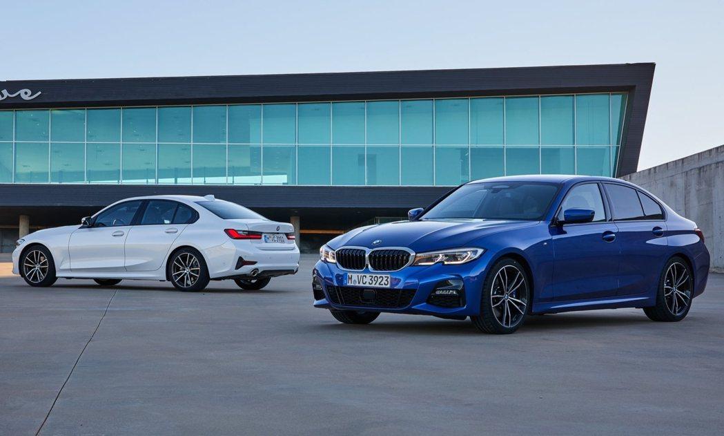 第七代BMW 3 Series (G20/G21) 將於今年三月起提供更入門的3...