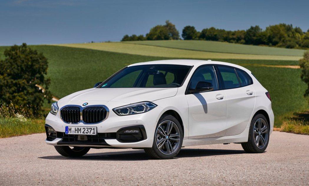 BMW將於三月起新增入門版新世代120d柴油動力車型。 摘自BMW