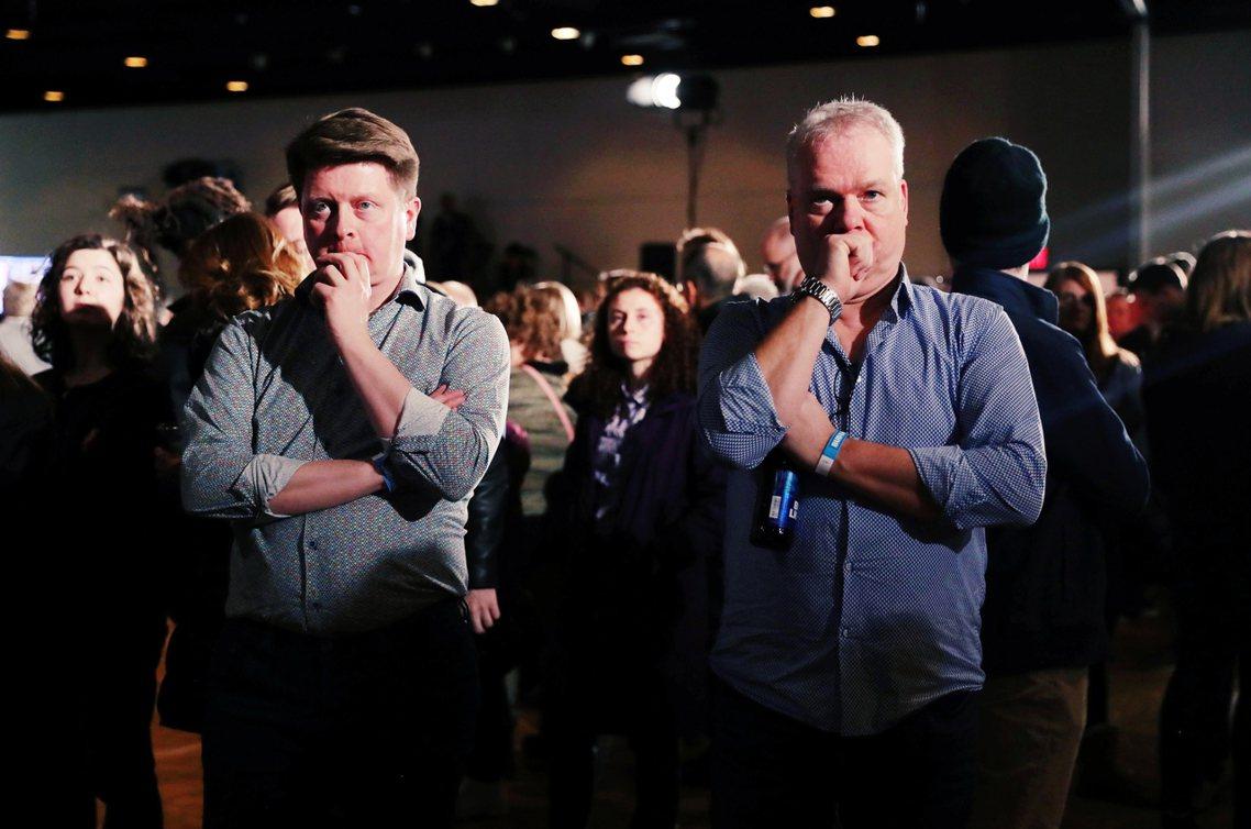 2020美國總統大選,3日晚間在中西部的愛荷華州,展開了民主黨黨內初選的關鍵第一...