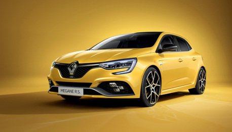 新增E-Tech油電車型與R.S. Line!Renault Megane小改款正式亮相