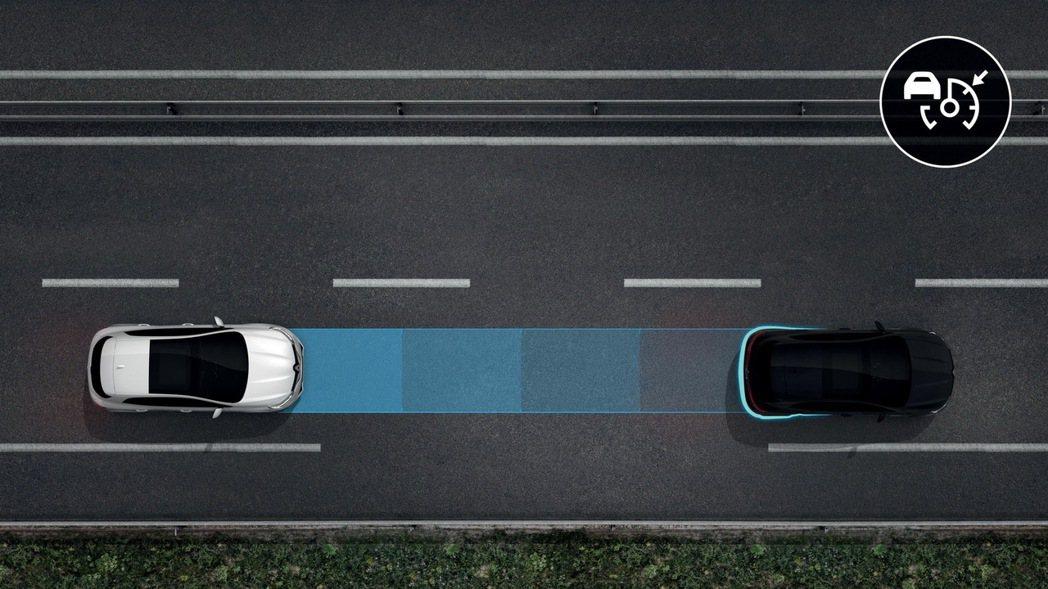 全新的Level 2的半自動駕駛輔助,可以在0-160km/h的速度下啟用。 摘...