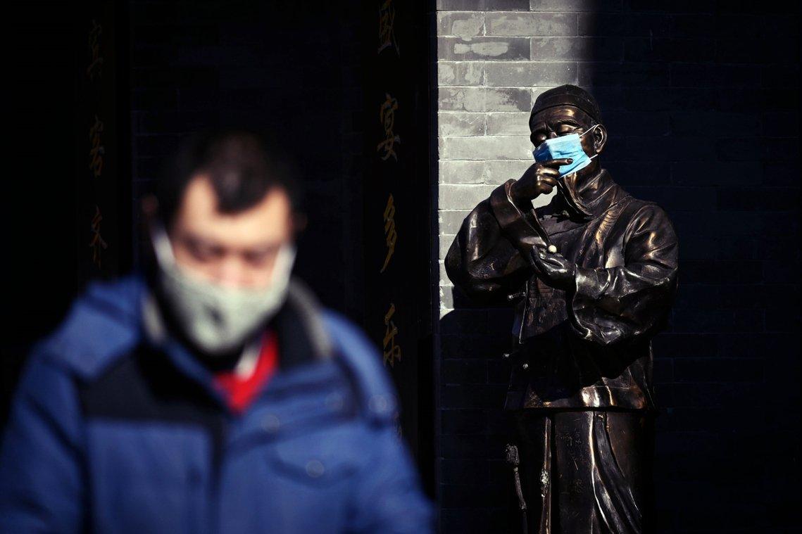 武漢肺炎截至目前為止,在中國已有至少425人死亡、確診病例2萬438人。位於武漢...