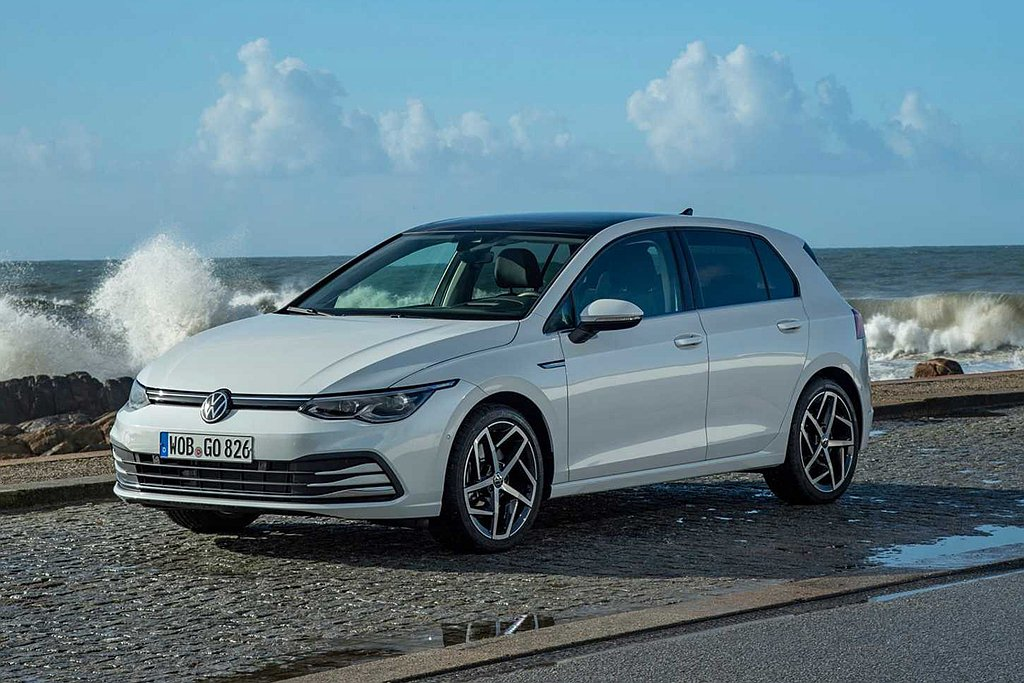福斯汽車日前宣布新EA288 Evo渦輪柴油引擎將會搭載於大改款Golf。 圖/...